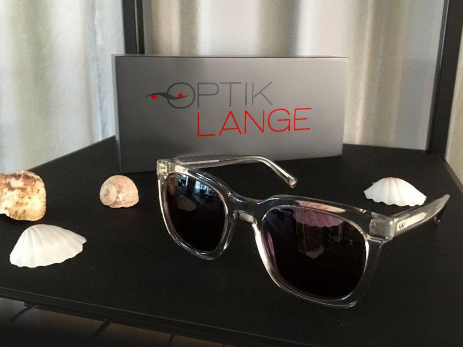 Optik Lange Vitrine